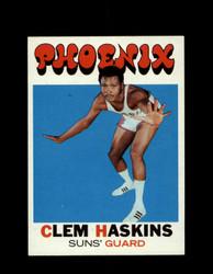 1971 CLEM HASKINS TOPPS #96 SUNS *6240