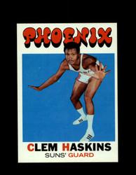 1971 CLEM HASKINS TOPPS #96 SUNS *6258