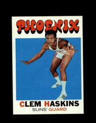 1971 CLEM HASKINS TOPPS #96 SUNS *6260