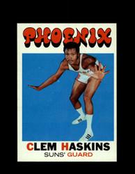 1971 CLEM HASKINS TOPPS #96 SUNS *6261