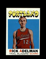 1971 RICK ADELMAN TOPPS #11 TRAIL BLAZERS *6279