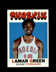 1971 LAMAR GREEN TOPPS #39 SUNS *6581