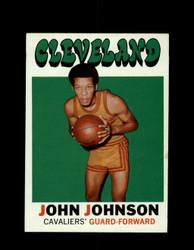 1971 JOHN JOHNSON TOPPS #4 CAVALIERS *5843