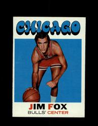 1971 JIM FOX TOPPS #3 BULLS *6574