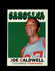 1971 JOE CALDWELL TOPPS #155 COUGARS *6548