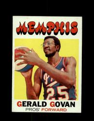 1971 GERALD GOVAN TOPPS #176 PROS *6547