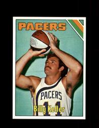 1975 BILLY KELLER TOPPS #248 PACERS *4188