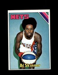 1975 AL SKINNER TOPPS #272 NETS *1903