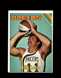 1975 BILLY KELLER TOPPS #248 PACERS *6017