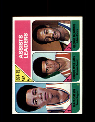 1975 ASSISTS LEADERS TOPPS #226 CALVIN *6374