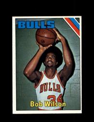 1975 BOB WILSON TOPPS #169 BULLS *6481