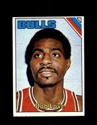 1975 BOB LOVE TOPPS #140 BULLS *6537