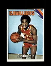 1975 AUSTIN CARR TOPPS #105 CAVALIERS *6513