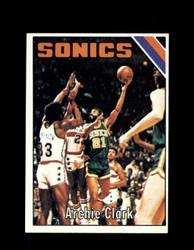 1975 ARCHIE CLARK TOPPS #96 SONICS *2560