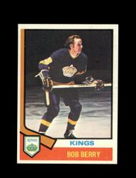 1974 BOB BERRY TOPPS #18 KINGS *6705