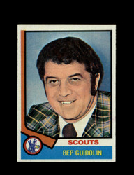 1974 BEP GUIDOLIN TOPPS #34 SCOUTS *6131