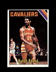 1975 BUTCH BEARD TOPPS #33 CAVALIERS *5600
