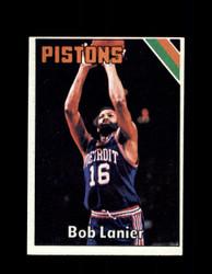 1975 BOB LANIER TOPPS #30 PISTONS *7955