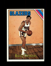1975 BARRY CLEMENS TOPPS #22 TRAIL BLAZERS *6052