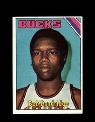 1975 BOB DANDRIDGE TOPPS #17 BUCKS *6081