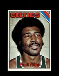 1975 PAUL SILAS TOPPS #8 CELTICS *6089