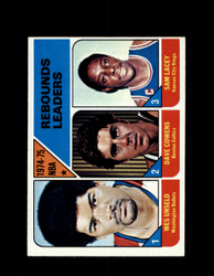 1975 REBOUND LEADERS TOPPS #4 COWENS *6092
