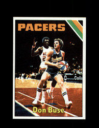 1975 DON BUSE TOPPS #299 PACERS *6369