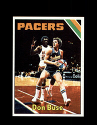 1975 DON BUSE TOPPS #299 PACERS *6370