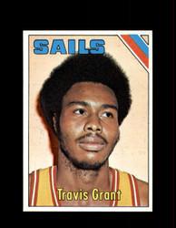 1975 TRAVIS GRANT TOPPS #245 SAILS *6282