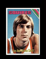 1975 JAN VAN BREDA KOLFF TOPPS #307 SQUIRES *6786
