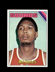 1975 MEL DANIELS TOPPS #292 SOUNDS *6324