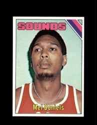 1975 MEL DANIELS TOPPS #292 SOUNDS *6045