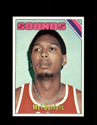 1975 MEL DANIELS TOPPS #292 SOUNDS *6362