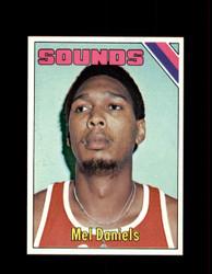 1975 MEL DANIELS TOPPS #292 SOUNDS *6364