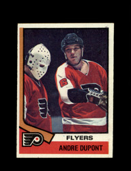 1974 ANDRE DUPONT TOPPS #67 FLYERS *6210