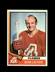 1974 BOB LEITER TOPPS #51 FLAMES *6868