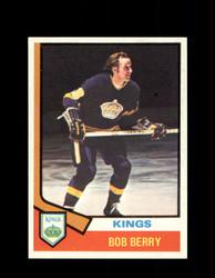 1974 BOB BERRY TOPPS #18 KINGS *2931