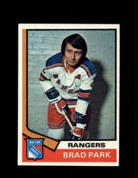 1974 BRAD PARK TOPPS #131 RANGERS *6365