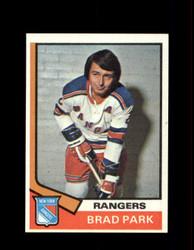 1974 BRAD PARK TOPPS #131 RANGERS *6366
