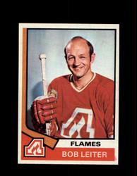 1974 BOB LEITER TOPPS #51 FLAMES *G5890