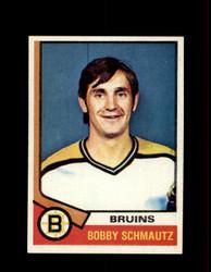 1974 BOBBY SCHMAUTZ TOPPS #27 BRUINS *2907