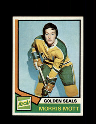 1974 MORRIS MOTT TOPPS #48 GOLDEN SEALS *R4794