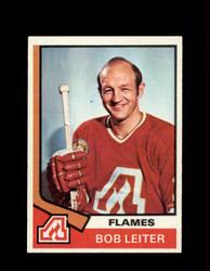1974 BOB LEITER TOPPS #51 FLAMES *R3646