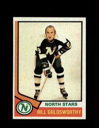 1974 BILL GOLDSWORTHY TOPPS #220 NORTH STARS *R5794