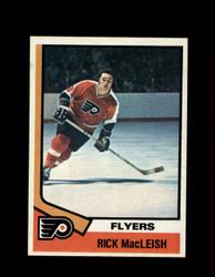 1974 RICK MACLEISH TOPPS #163 FLYERS *1579
