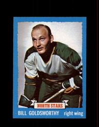 1973 BILL GOLDSWORTHY TOPPS #62 NORTH STARS *R4682