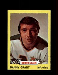 1973 DANNY GRANT TOPPS #161 NORTH STARS *R3590