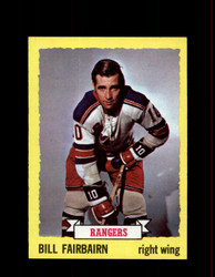 1973 BILL FAIRBAIRN TOPPS #41 RANGERS *R1058