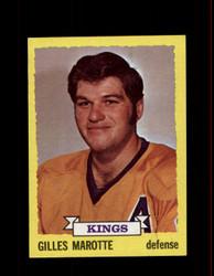 1973 GILLES MAROTTE TOPPS #188 KINGS *9828