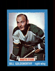 1973 BILL GOLDSWORTHY TOPPS #62 NORTH STARS *2849